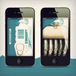 Commander Sardines - Sardine Lovers - Mobile App 1 - Art Director: Ryan Barlow